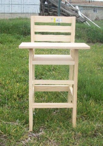 Diy Baby Doll High Chair