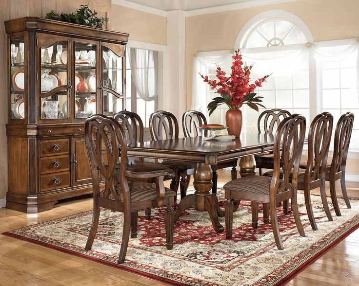 Exceptional Ashley Furniture El Paso Texas #7: Better Value Furniture - Ashley D527DR-AS Dining Room, $3,013.00 (http:/