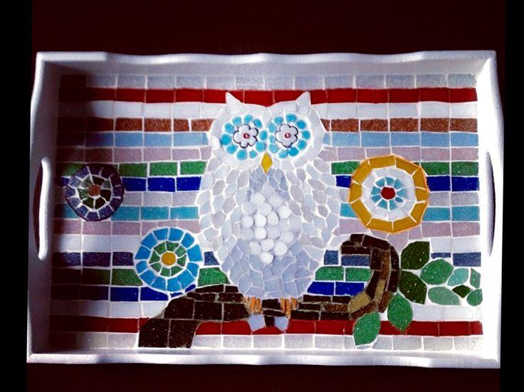 Mosaic,my work
