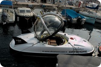 UBoat Worx: C-QUESTER 2 (2-person 100M)