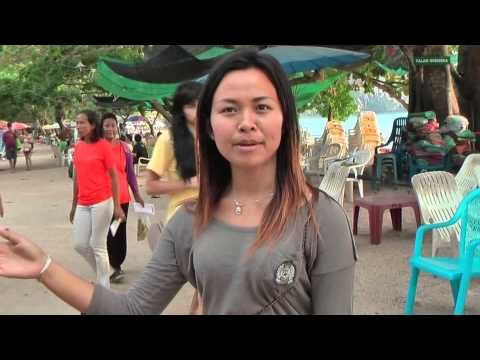 Массаж в Аонанге. Краби, Таиланд