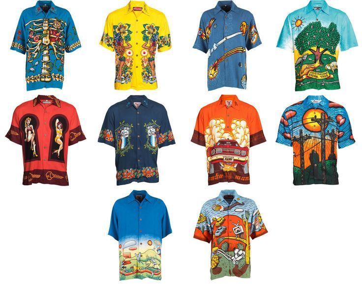 MAMBO LOUD Mens Genuine Casual Original Shirt Brand New with Tags REG MOMBASSA