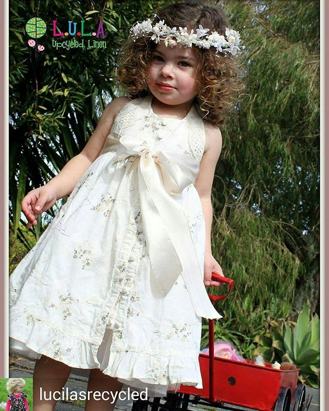 There is nothing cuter then an adorable little girl in a beautiful dress, you…