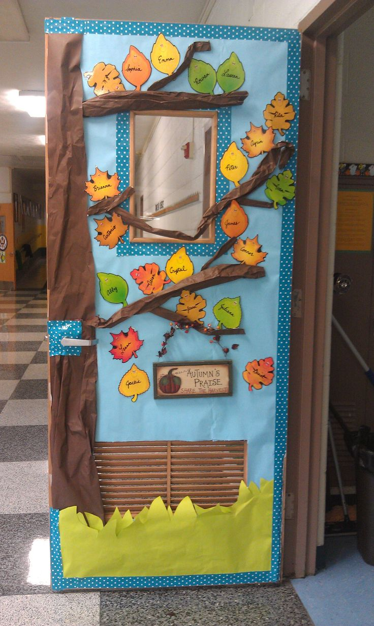 My autumn door! 2012