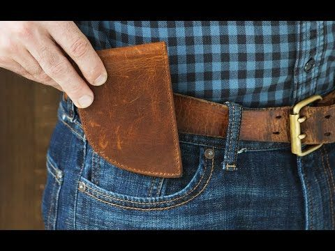 Men's Front Pocket Wallets by Rogue Industries