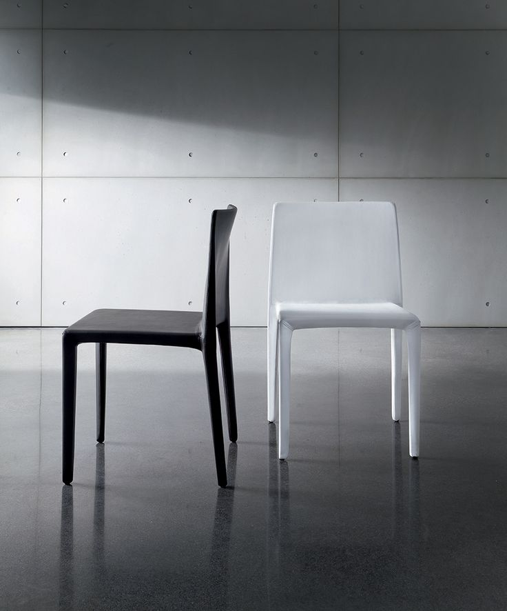 Pura #chair elegant and minimal at the same time #interior #decor #sovetitalia #sovet