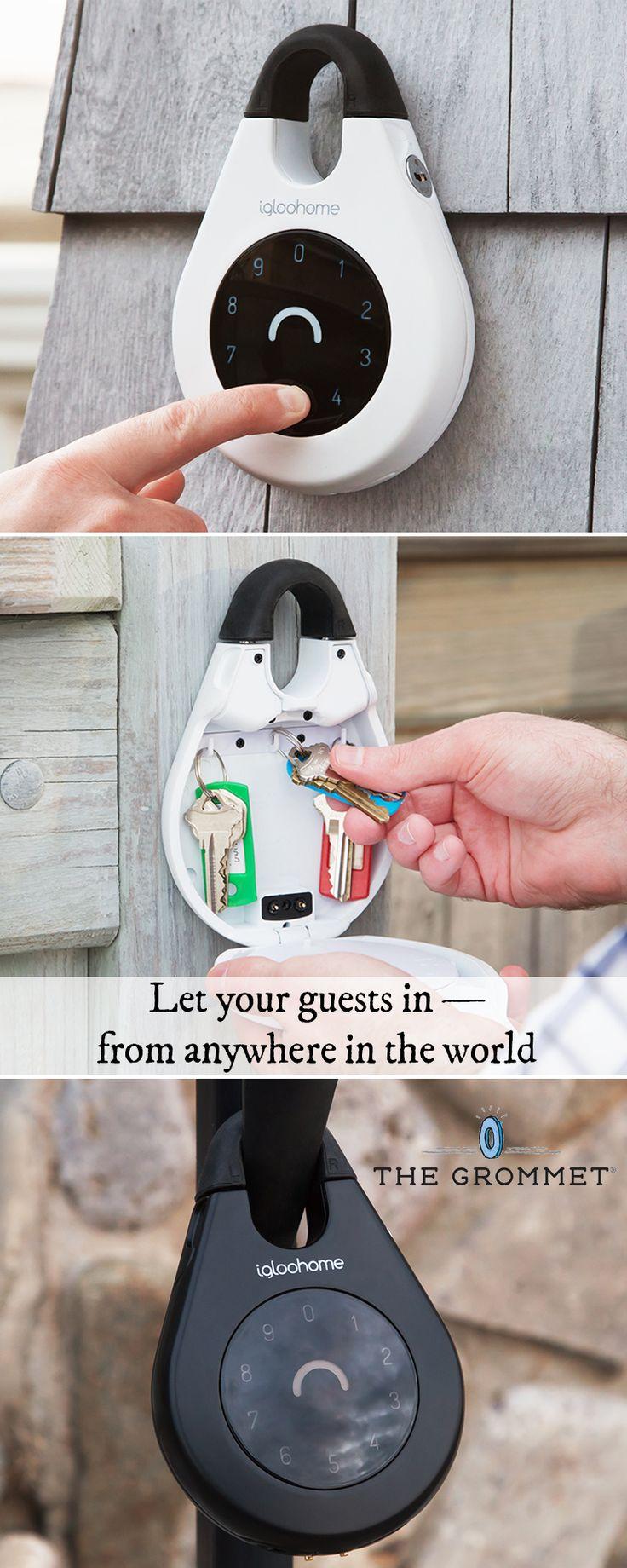 igloohome Smart Key Lock Box — igloohome Lockbox, Smart
