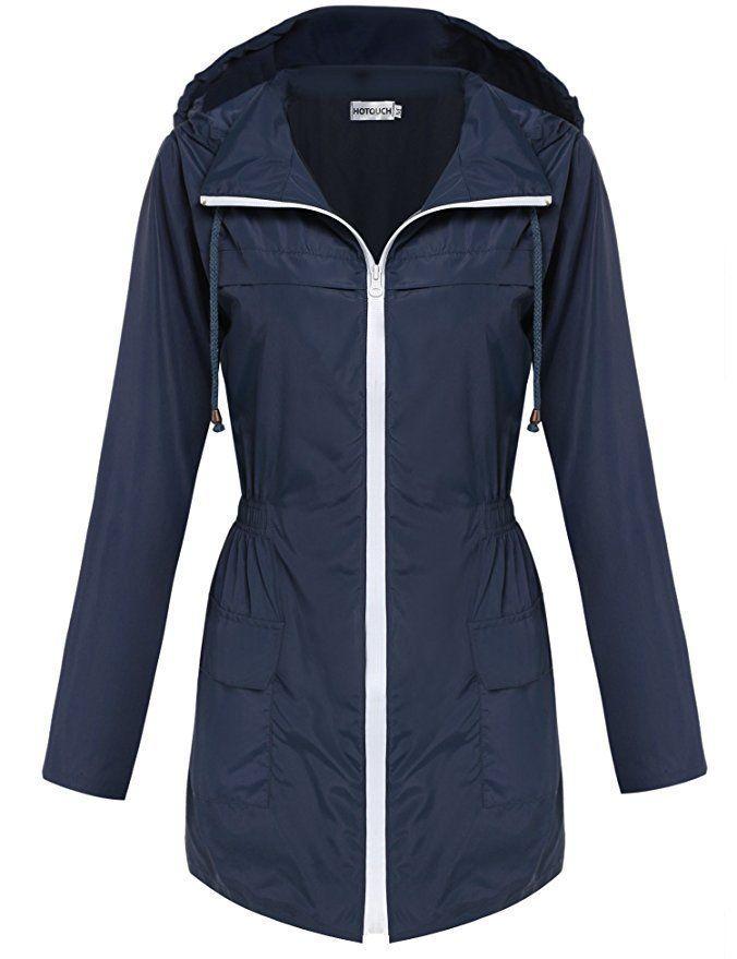 10. Top 10 Best Waterproof Jacket for women in 2017 Reviews #RaincoatsForWomenWardrobes #RaincoatsForWomenNavy