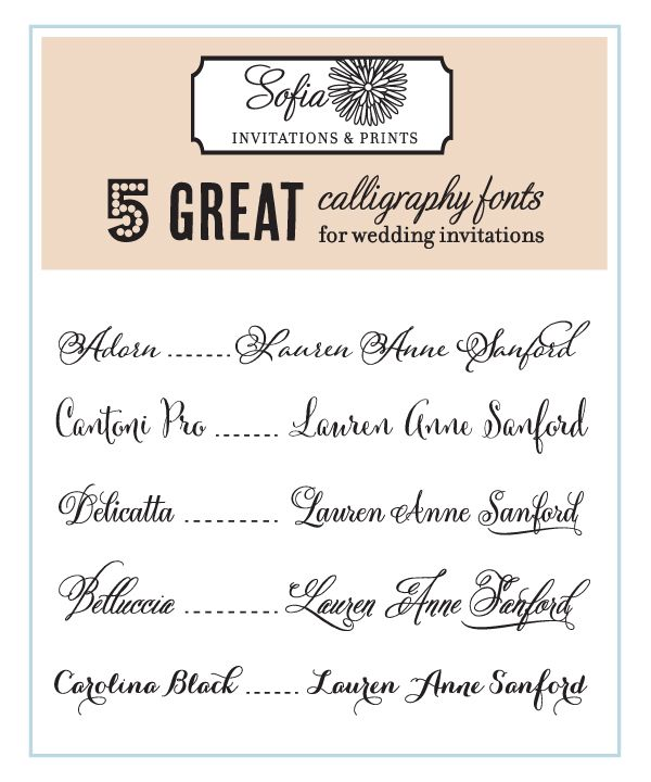 Fonts For Wedding Invites: 1000+ Images About Wedding Invitation Fonts On Pinterest