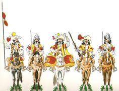 Los Tercios Españoles   El furriel mayor era el encargado de alojar a los soldados, de los almacenes del tercio y de las pagas. Se encargaba de los aspectos logísticos. Cada compañía tenía a su vez un furriel que se encargaba de llevar a cabo las órdenes del furriel mayor. cada furriel llevaba las cuentas de la compañía, la lista de los soldados, las armas y munición de la que precisaban los soldados y el capitán.