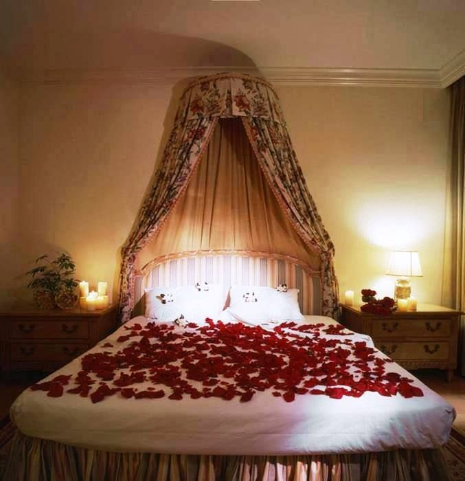 Yatak Odası Dekorasyonu #surpriz