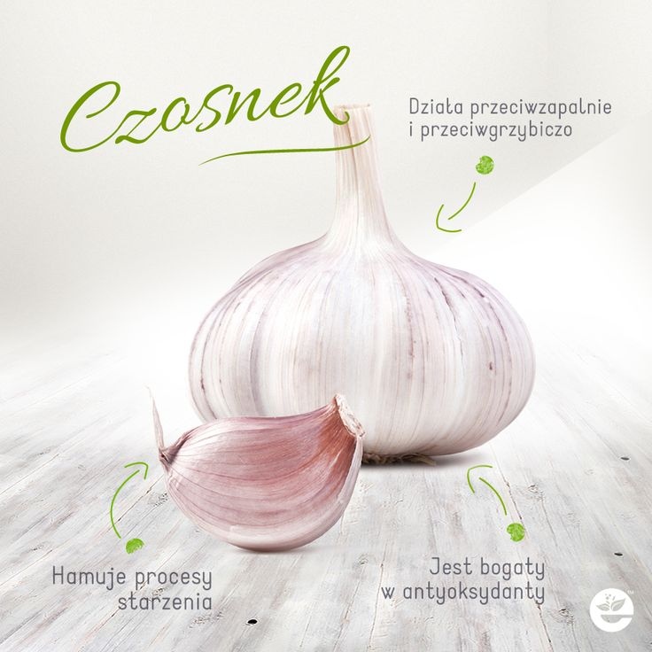 Czosnek do zadań specjalnych - naturalny antybiotyk i jedyna w swoim rodzaju przyprawa #garlic #econdimenta #czosnek #zdrowie