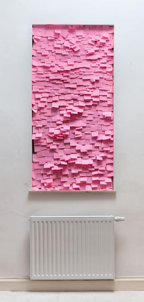 pink-tastic post-its