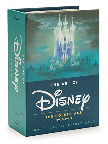 The Art of Disney: The Golden Age (1937-1961) by Disney http://www.amazon.com/dp/1452122296/ref=cm_sw_r_pi_dp_Qusiwb07HJXHX