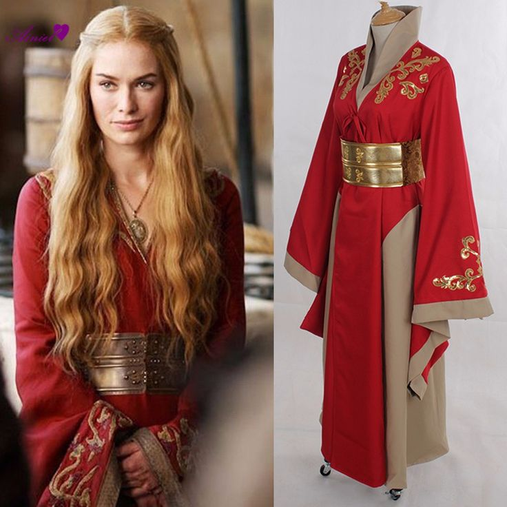 Queen Cersei Lannister Dress //Price: $91.80 & FREE Shipping //     #GameofThronesFinale #daenerystargaryen