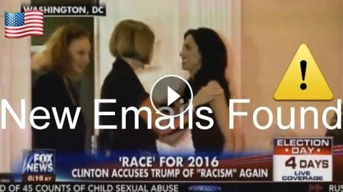 Hillary Clinton Latest News Today 11/04/16 Huma Abedin Latest News & FBI ~ New Emails Found: Please Subscribe & Share
