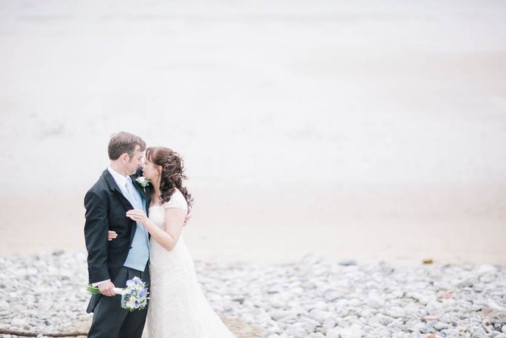 On Saundersfoot beach, Pembrokeshire