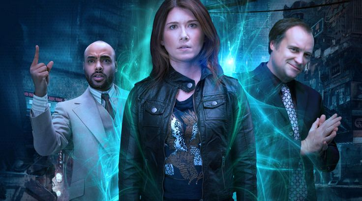 Stargate: Atlantis stars Jewel Staite and David Hewlett spoke to Blastr about their about their experience filming the sci-fi web series State of Syn, and about how the filming turned into an Atlantis reunion, of sorts.