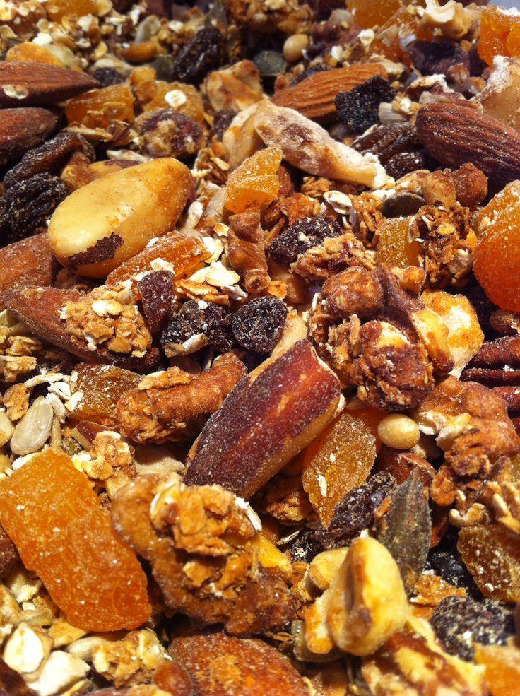 Dag 7: favoriete ingrediënt, granola