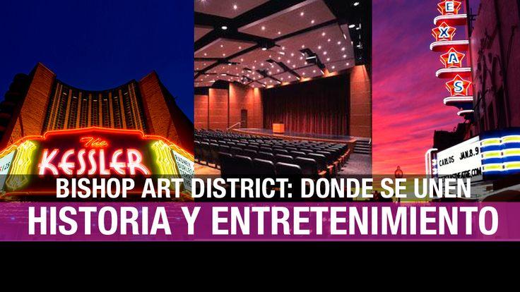 Bishop Arts District Dallas: donde la historia y el entretenimiento se unen