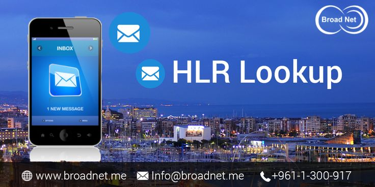 Maximize mobile messaging choosing a dedicated HLR Lookup service. It is the thing, which ensures you operate a hard-hitting SMS marketing campaign. You can also operate HLR Lookup services online, in a hurry and readily. Just upload your mobile numbers via our platform or connect via an API and you can start making the most of the service.