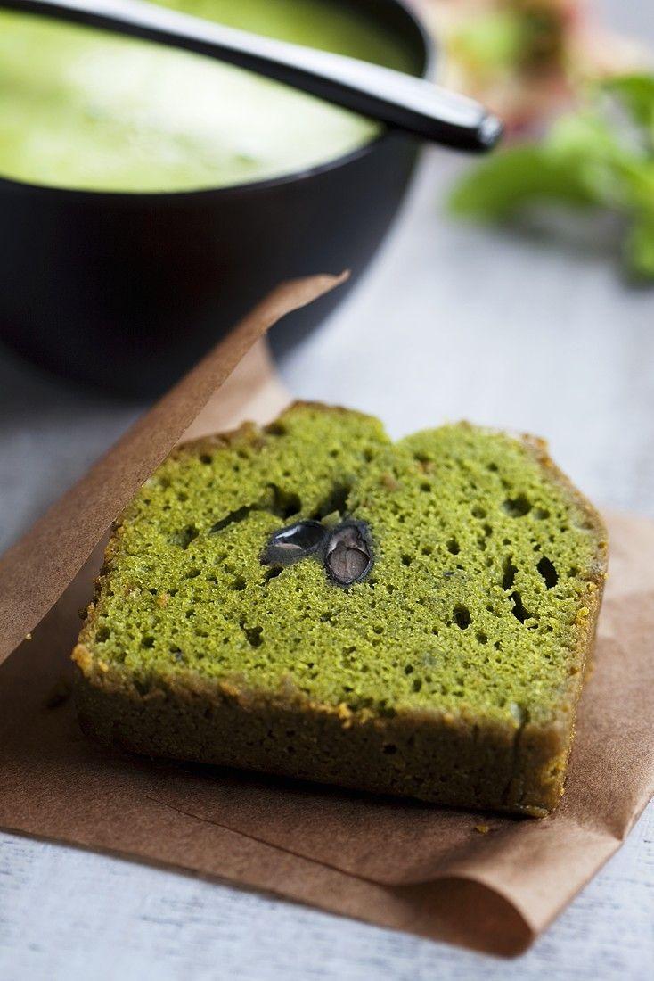 Matcha-Tee-Kuchen   Zeit: 25 Min.   http://eatsmarter.de/rezepte/tee-kuchen