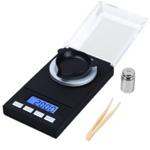 Digital Milligram Scale [1/1000th of a gram resolution!] – coming up on Cyber Monday Lightning Deals #homebrew
