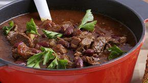 Haz una deliciosa receta de carnes. Caldereta de venado. Descubre cómo hacer esta receta económica, rápida y fácil. Caldereta de venado