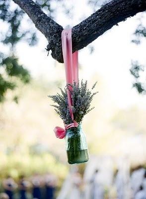 Hanging bouquet