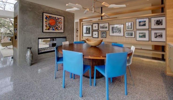 Casa moderna con vistas a austin by dick clark for Casa moderna 7 mirote y blancana