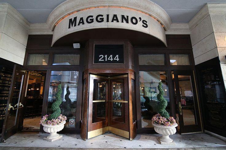 Italian Restaurant In Fashion Show Mall Las Vegas