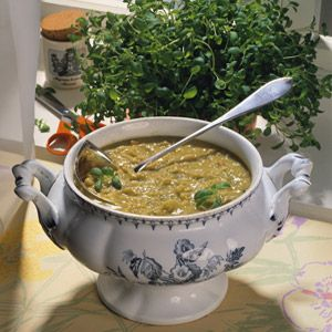 Hernekeitto - Finnish Pea Soup -( in Finnish language )