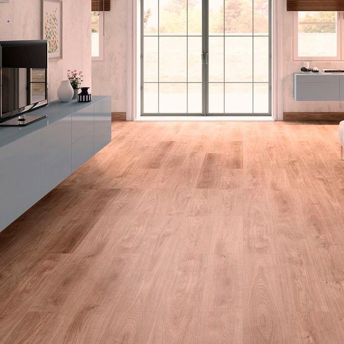 Pavimento vinílico de la marca Nature Floor, colección SPC