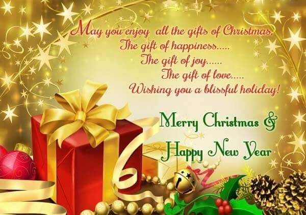 Merry Christmas Wishes 2018 For Friends Family Business Employees Christmas Card Messages Christmas Greetings Messages Christmas Greetings Quotes