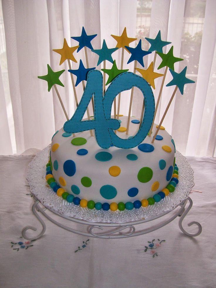 Torta 40 años!!!