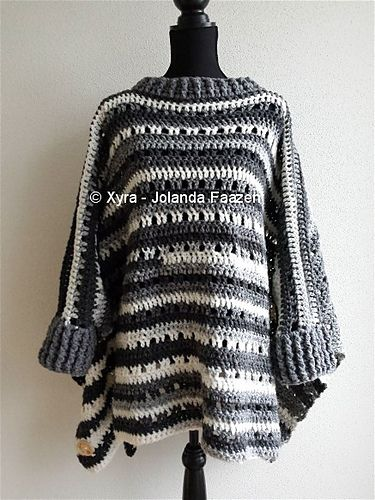 1000+ images about Crochet Shrugs Shawls & Cardigans on Pinterest ...