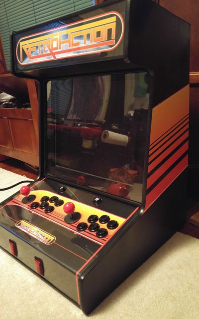 65 best Mame Arcade Cabinet Ideas images on Pinterest | Arcade ...