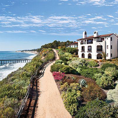 Getaway #2: Santa Barbara, California - 5 Great Girlfriend Getaways - Coastal Living