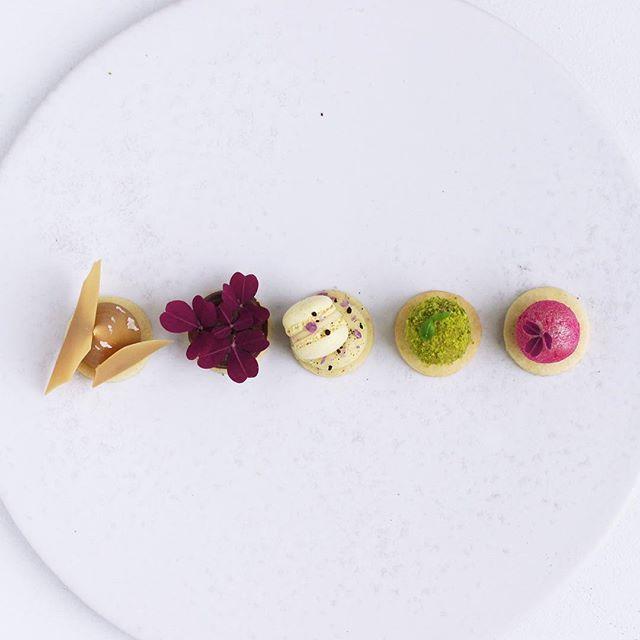 Dessert Tapas.
