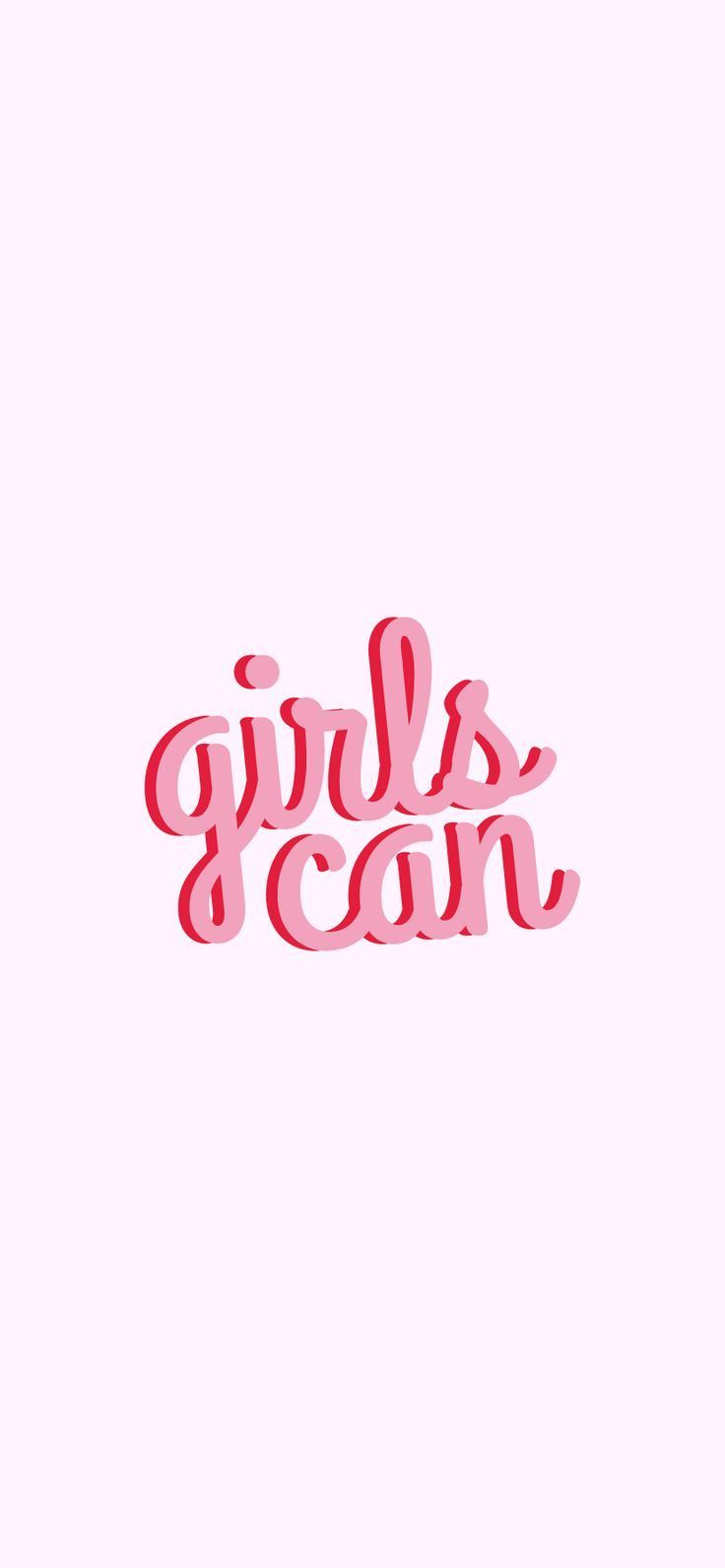 Pin On Pink Aesthetic Pink Wallpaper Iphone Feminist Quotes Quote Iphone