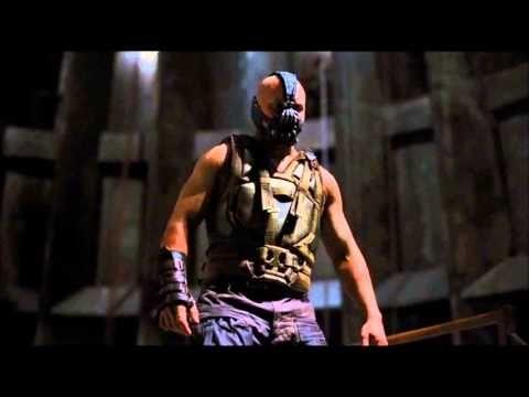 Sötét lovag: Felemelkedés - Batman vs Bane
