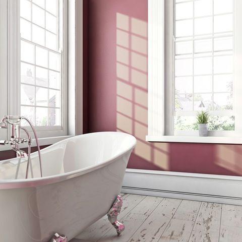 Craig Rose rhubarb Preserve kitchen bathroom paint 2.5L | VictoriaPlum.com