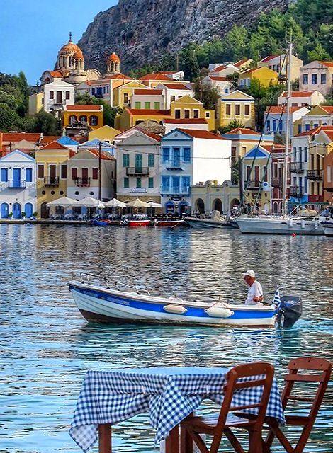 Lovely Kastellorizo !!! Dodecanese, Greece | by missgoa