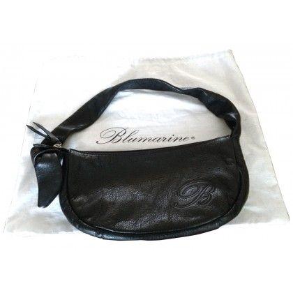 BLUMARINE black shoulder bag