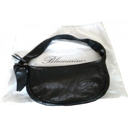 BLUMARINE black shoulder bag