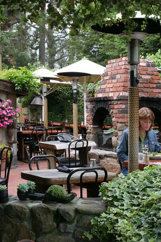 My #1 favorite restaurant! Forge in the Forest/Carmel/California, via Flickr.