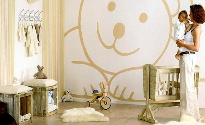Vinilos Decorativos para Habitaciones de Bebes - Para Más Información Ingresa en: http://fotosdecasasbonitas.com/vinilos-decorativos-para-habitaciones-de-bebes/