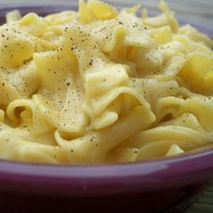 Kids would love these- Amish Noodles (Lancaster) Recipe - Key Ingredient