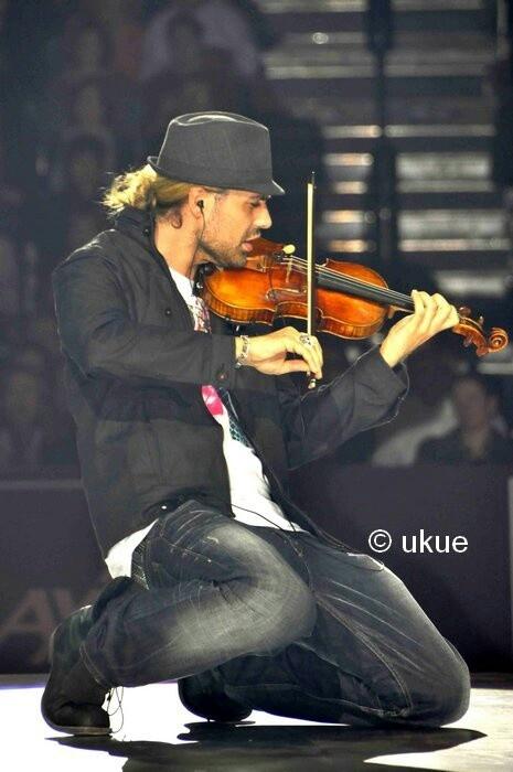 David Garrett. Our fav fiddle player!