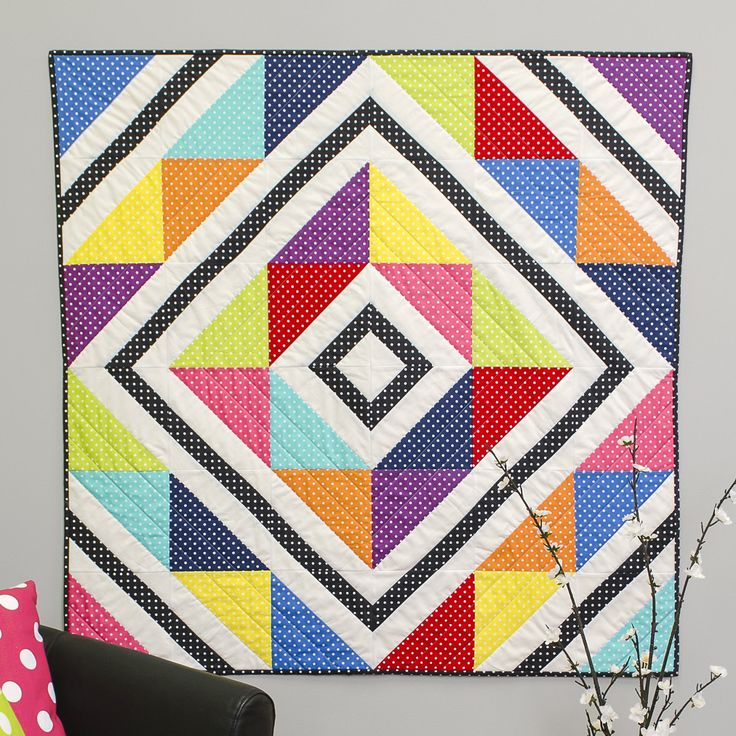 221 best Quilt Inspirations images on Pinterest | Free ...